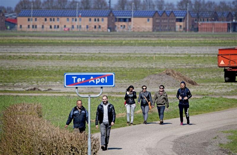 Opvang vluchtelingen verdeelt Nederlanders