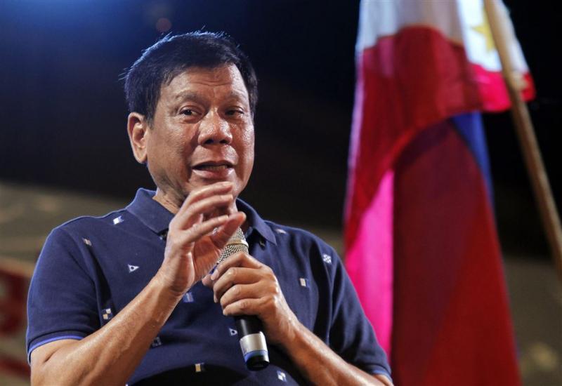 Filipijnen krijgen 'dictator' Duterte