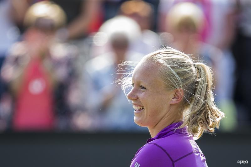 Bertens klopt angstgegner Barthel op Wimbledon (Pro Shots / Joep Leenen)
