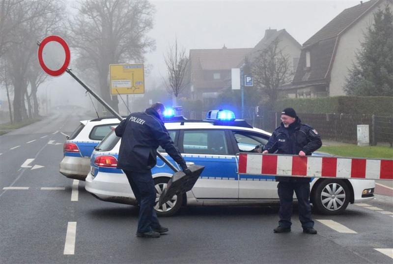 Evacuatie 12.000 inwoners Oranienburg