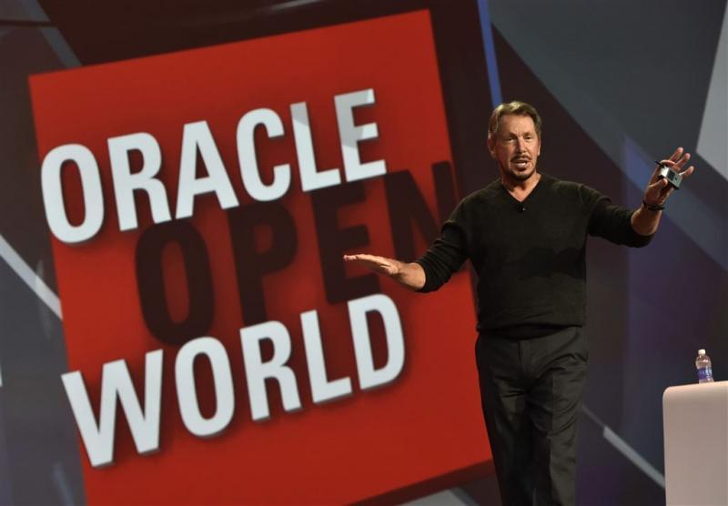 Contractbreuk kost Oracle 2,7 miljard