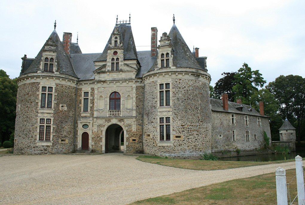 Het kastelenboek kan er vandaag echt weer bijgepakt worden (Foto: Chateaux de France)
