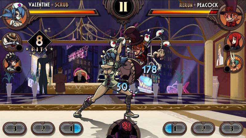 Skullgirls RPG