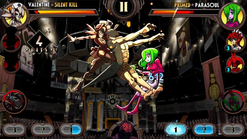 Skullgirls RPG - Valentine