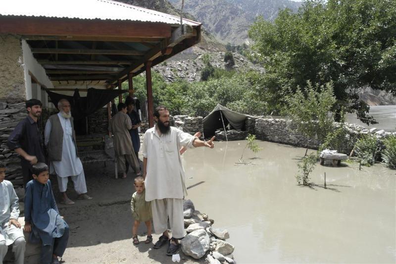 Dodental Pakistan en India stijgt