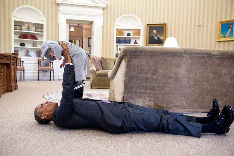 Barack Obama #1