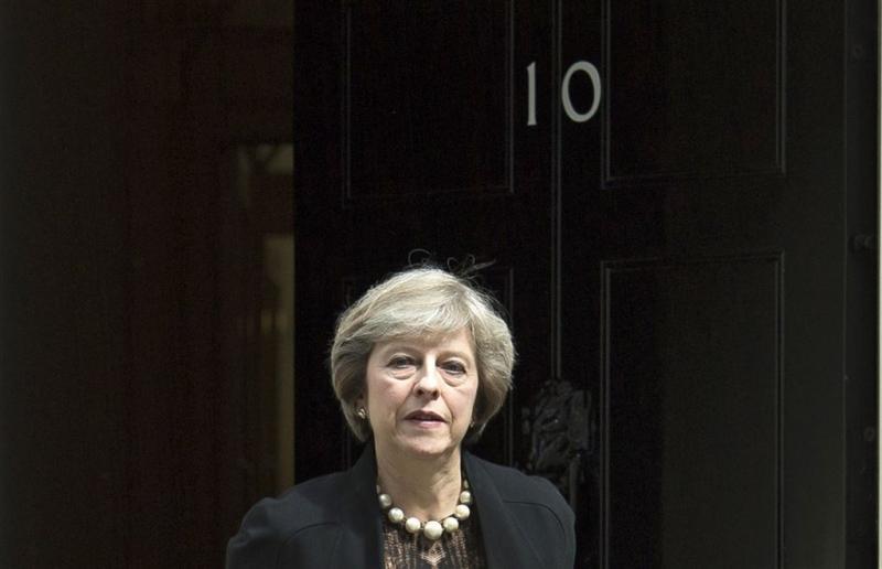 Britten krijgen vrouwelijke premier