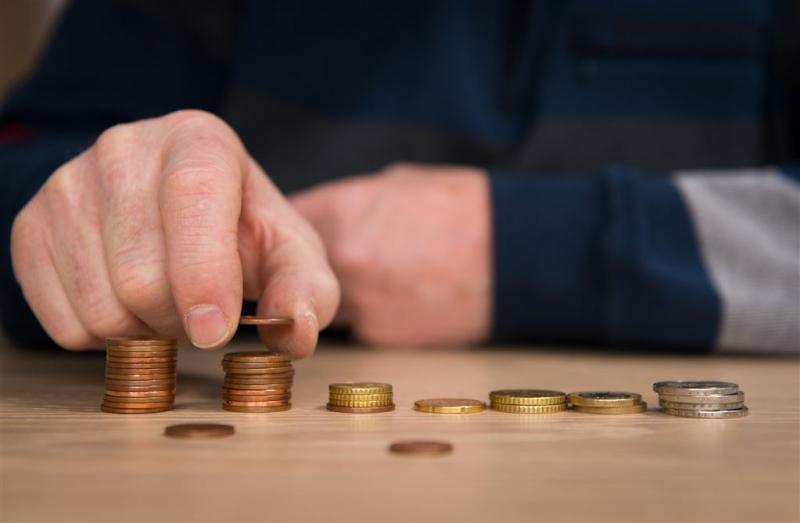 Drie pensioenfondsen moeten nu al korten