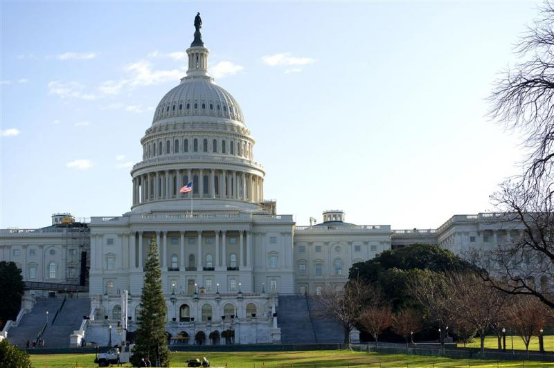 Capitool Washington dicht vanwege 'schutter'