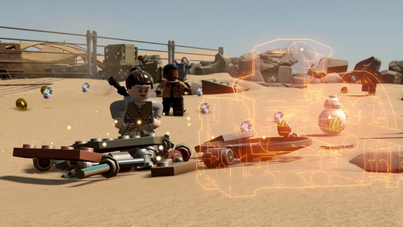 LEGO Star Wars: The Force Awakens review (Foto: Warner Bros Interactive)