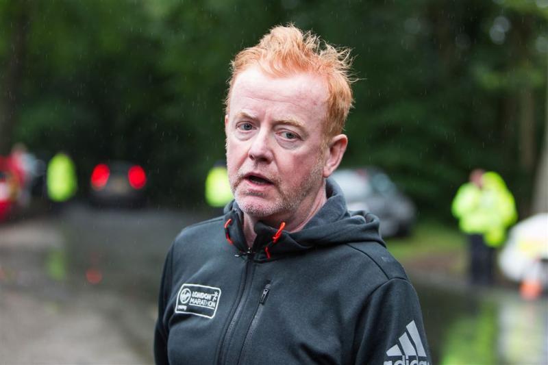 Chris heeft 'geen seconde spijt' van Top Gear