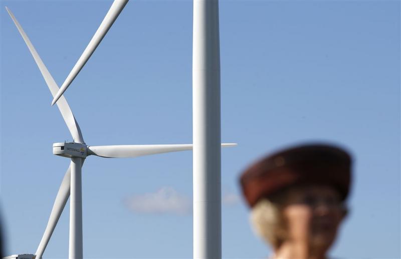Nuon gaat windenergie opslaan in accu's