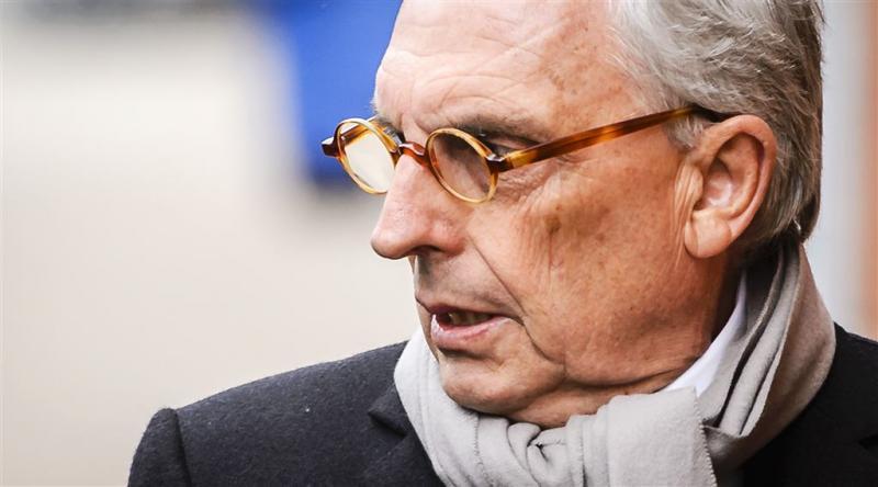 Ex-politicus Van Rey hoort uitspraak