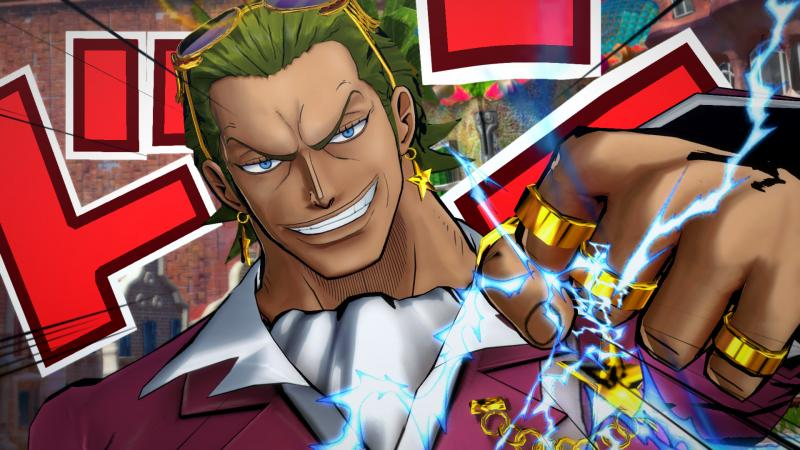 One Piece: Burning Blood Gold DLC (Foto: Bandai Namco)