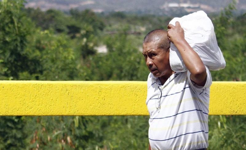 Inzet leger Venezuela bij voedseldistributie