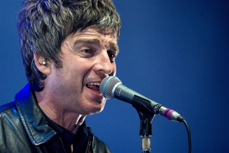 Noel Gallagher is fans die selfie willen zat