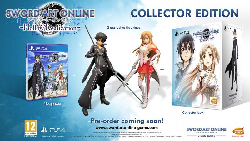 Sword Art Online Collector's Edition