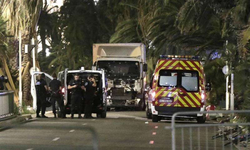 'Dader aanslag Nice niet bekend als jihadist'