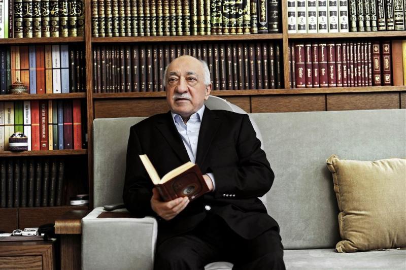 Gülen: Erdogans machtshonger is ziekelijk