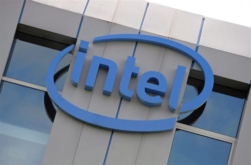 Meer omzet Intel ondanks krimpende pc-markt