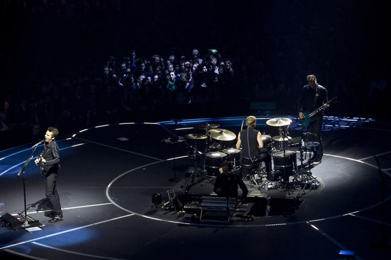 Muse zegt concert in Istanboel af
