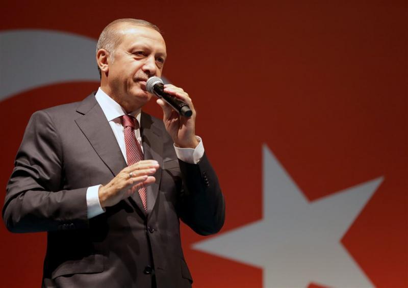 Wikileaks publiceert e-mails partij Erdogan