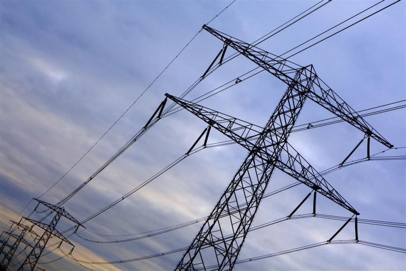 Dode na val uit elektriciteitsmast