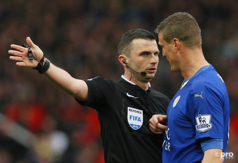 Nieuwe regel in Premier League moet scheidsrechters beschermen (Pro Shots / Action Images)
