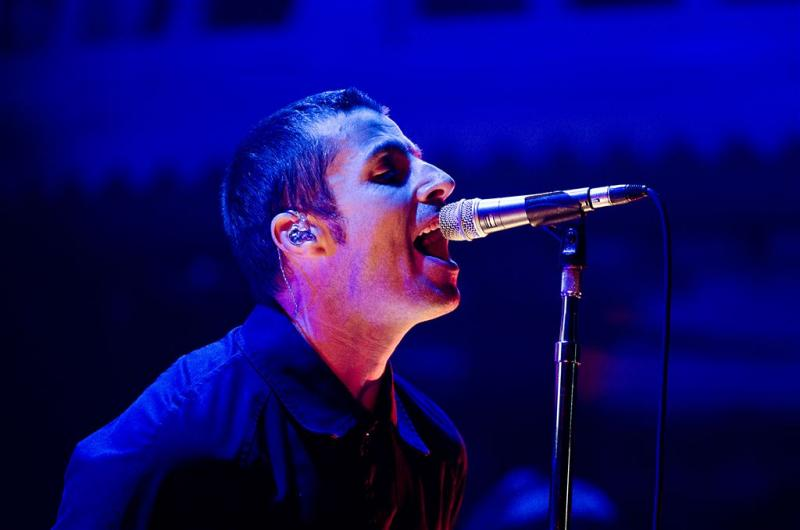 Liam Gallagher hint op rentree