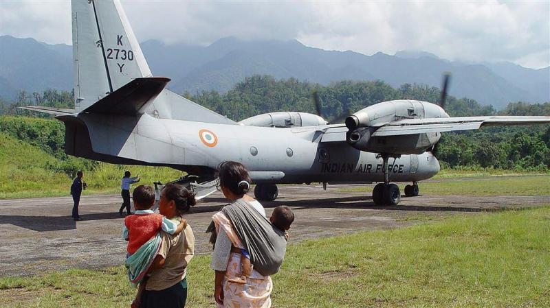 Geen spoor van vermist Indiaas vliegtuig