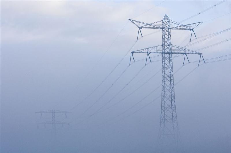 Plaatselijk dichte mist in Overijssel en Drenthe