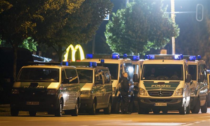 Politie München vraagt terughoudendheid media
