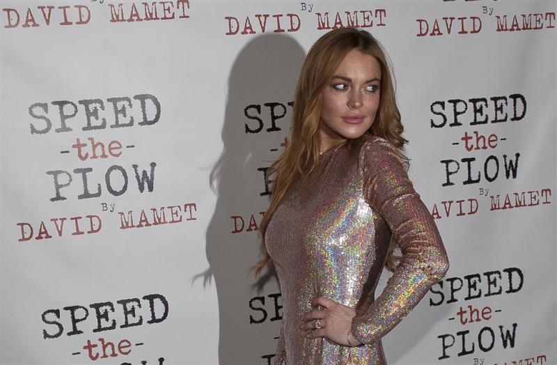Lindsay Lohan: zwanger en bedrogen