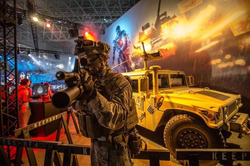 Berlijn wil debat gewelddadige spelletjes