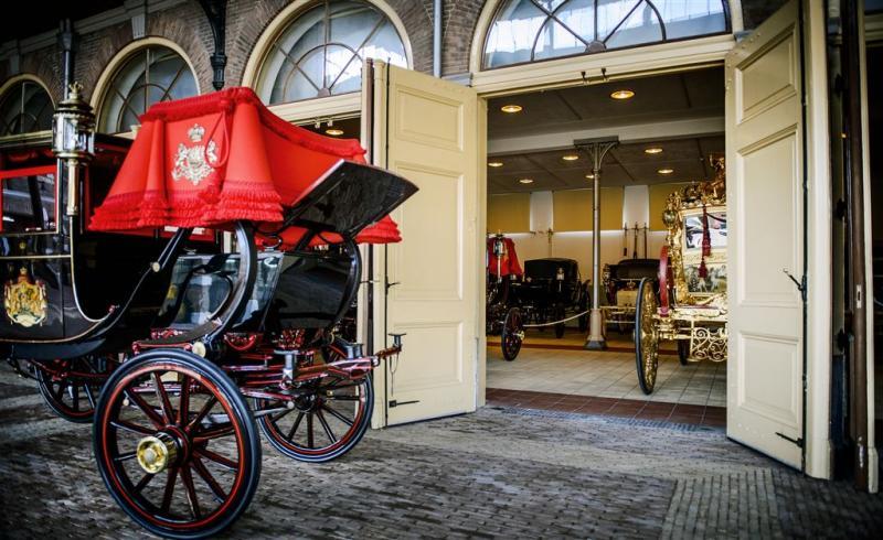 Koninklijke Stallen open voor publiek