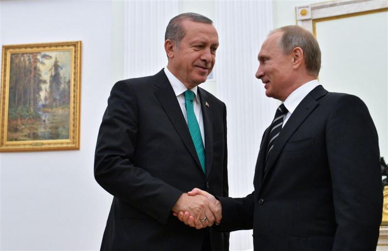 Rusland en Turkije willen relaties herstellen