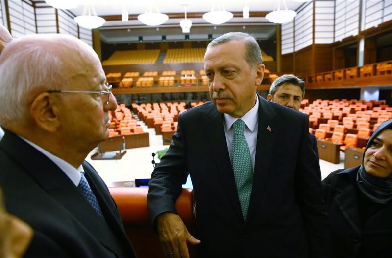 Erdogan: Turkse bevolking wil doodstraf