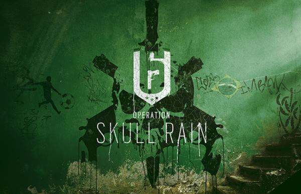 Operation Skull Rain