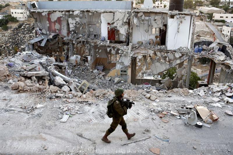Israëlisch leger doodt militante Palestijn