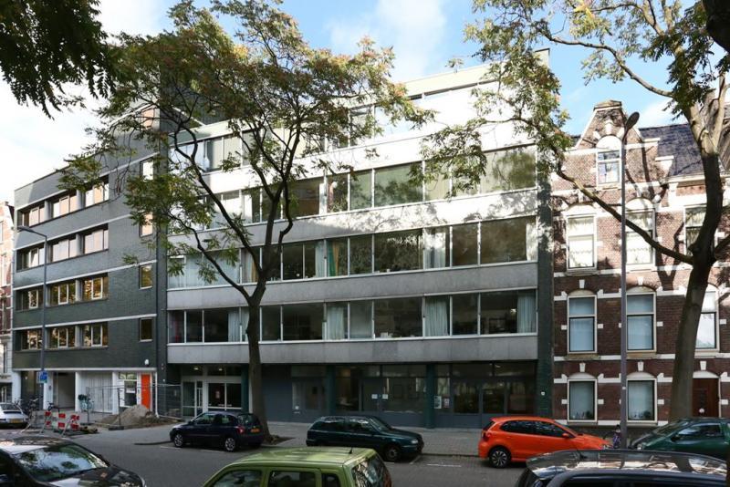 Voormalig postkantoor in Rotterdam (Foto: Funda)