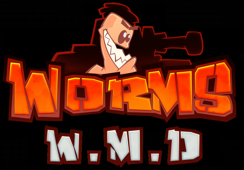Worms W.M.D. Logo
