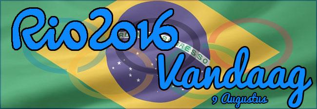 Foknl Nieuws Rio Vandaag Woensdag 10 Augustus