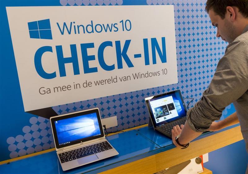Verjaardagsupdate van Windows 10