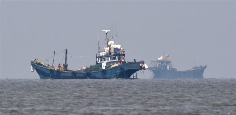 Japan doet beklag over Chinese vissersvloot