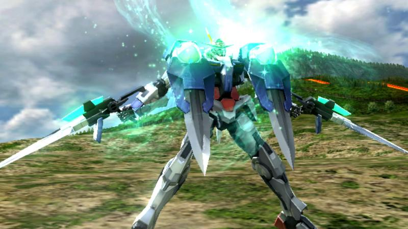 Mobile Suit Gundam Extreme vs Force - victory (Foto: Bandai Namco)