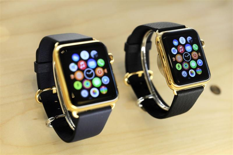 Nieuwe en geüpgradede Apple Watch op komst