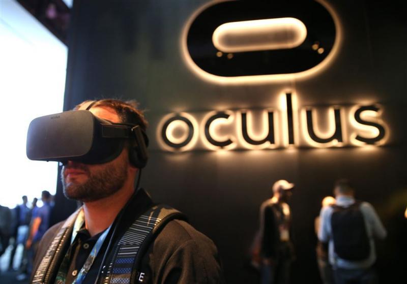 Virtual reality in de achtbaan