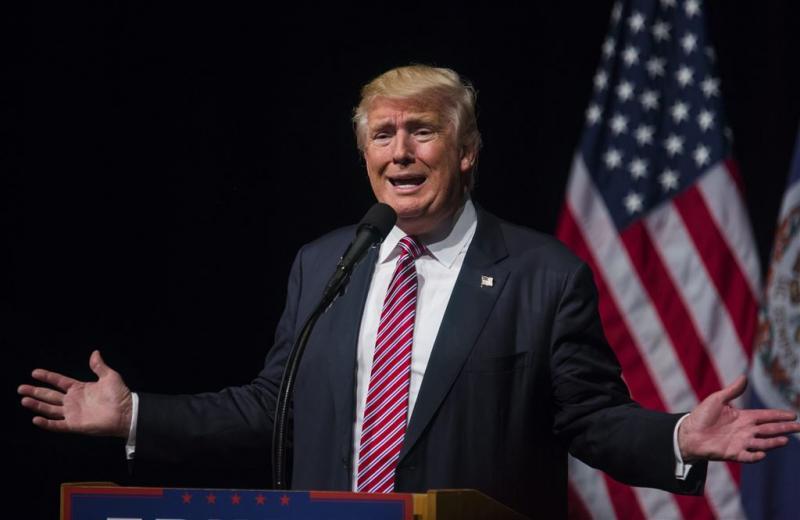 Trump zinspeelt op neerschieten Clinton