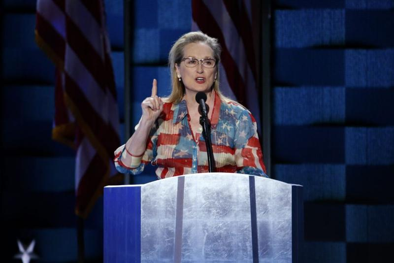 Meryl Streep wil Clint Eastwood corrigeren