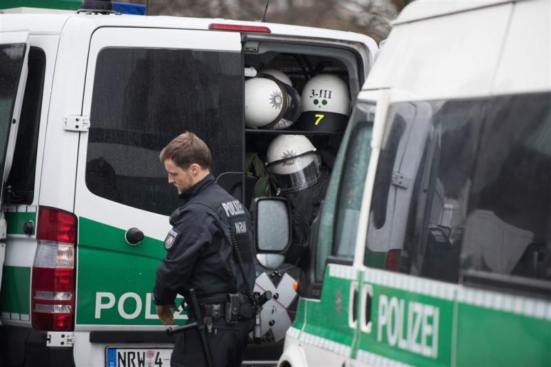 Terreurverdachte opgepakt in Duitsland